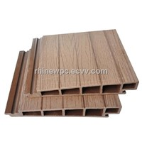 161x30mm wood appearance outdoor decoration wallboard