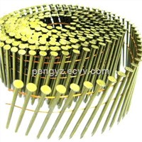 16 Degree  Ring Shank Pallet Coil Nails