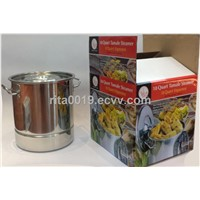 18QT Tamale Steamer Set