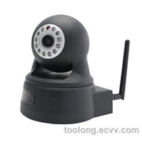 1/4-Inch 2.0 Mega Pixels 1080p HD Dome IP Camera Tl-01w-1080p