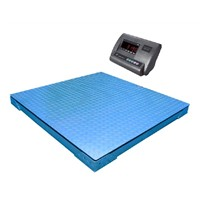 1.5*1.5m, 5t Capacity Electronic Floor Scale with Frame