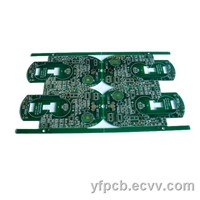 1 Oz Copper Thickness Double-Sided PCB