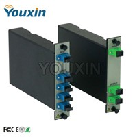 1xN LGX PLC Splitter & Splitter Modules