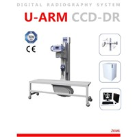 200mA CCD based X-ray Machine (ZK-DR(E))