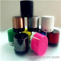 2013 newest mini bluetooth portable speaker with TF card slot