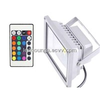 20W RGB LED Outdoor Flood Light IP65