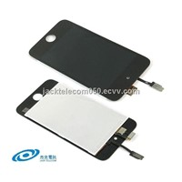 27 iPod Touch 4  LCD Display Screen Front  Assembly