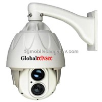 300m Synchronous laser Night Vision PTZ Camera GCS-L5V Series