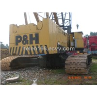 300ton P&H Used Crawler Crane P&H 5300A