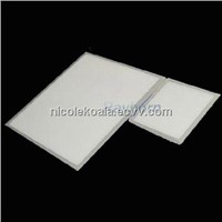 300x300mm 24V 20W Pure White Flat Panel Led Lights, Square LED Downlight For Offices IP54
