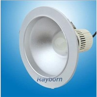 30W 2850 - 3000LM Super Bright COB 240V Recessed LED Downlight Lamp For Indoor / Shop