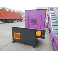 3E Single Shaft Shredder