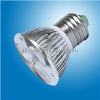 3W E27 270LM Epistar Led Spotlight Bulb, Energy Efficient Spotlight Bulbs For Home, Office Lighting