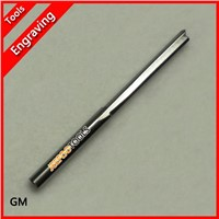3.175*22 Engraving Tungsten Carbide Tools Two Straight Flute Bits