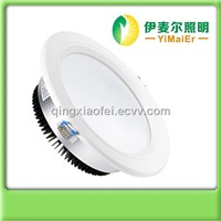 3 years warranty hot sale 3w/6w/9w/12w/14w/18w recessed led downlight
