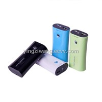4400mAh mobile power , portable battery charger for mobile devices