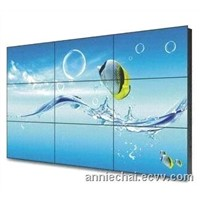 46 inch lcd video wall 450nits 6.7mm ultra narrow bezel
