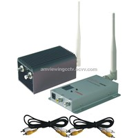 4ch 2000mW Wireless Audio&Vedio Transceiver Kit