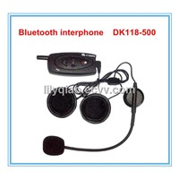 500m ski bluetooth helmet intercom for motorcycle with cheap price DK118-500