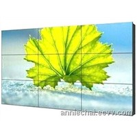 55 inch DID lcd video wall display 5.3mm super narrow bezel 450cd/m2 LED Backlight