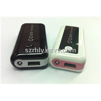 5600mAh portable Power Bank External Battery pack