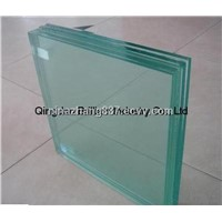 6.38mm,8.38mm,10.38mm,12.38mm Laminated Safety Glass