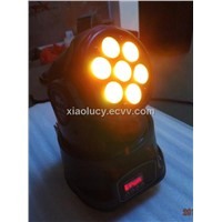 7*10W mini moving head lighting/stage ligting/disco lighting/effect lighting