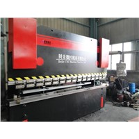 80 tons of hydraulic bending machine
