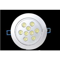 9 Watt LED Suspended Ceiling Light