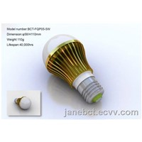 AC 5W LED LIGHT BULB