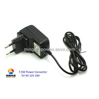 AC DC Switching Power adapter Wall adapter