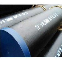 API 5L Gr.B  ERW welded pipe