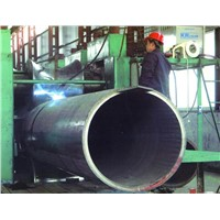 ASTM A53 Gr.B LASW steel  tube