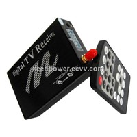 ATSC M/H Car Digital TV Receiver Box for North America-SB128