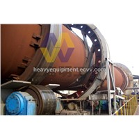 Active Lime Assembly Line / Cement Kilns / What Is Rotary Lime Kiln
