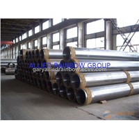 Alloy Steel Seamless Pipe ASMES A335 P9 /P11 / P12 / P22 / P91 & T5 / T9 / T11 / T22 / T91
