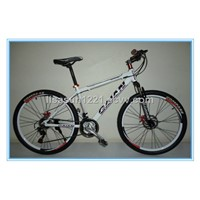 Aluminum Alloy Mountain Bike