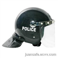 Anti-riot Helmet, Used for Police Personal Protection