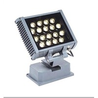 Attention! Waterproof RGB 36W Led project light (CE&RoHS&FCC)