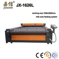 JIAXIN Auto Feeding Laser Cutting Machine JX-1626L