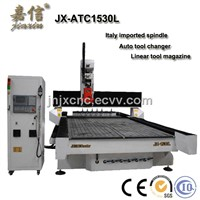 JX-ATC1530L JIAXIN Auto tool changer cnc wood engraving machine