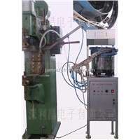 Automatic Bolt Spot Welding Machine