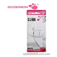 Baby safety sliding door and window lock B9415