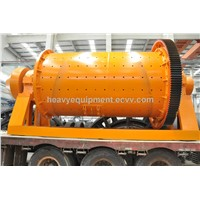 Ball Mill with Capacity 300T/D / Ball Mill Capacity / Ball Mill Casting Liners
