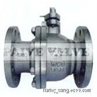 Ball Valve: Cast Steel Floating Ball Valve
