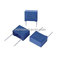 CBB21B METALLIZED Polypropylene film capacitor-Box