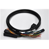 CCTV Cable Assemblies with RJ45, BNC Socket