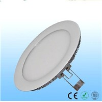 CE RoHS FCC 20W Led round panel light 1300lm 4000k warm white/cool white/pure white