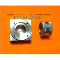 CNC 4-axis custom machining complicated stainless steel  parts, can small orders, ,Providing samples