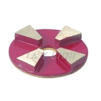 CONCRETE POLISHING PAD BRICK